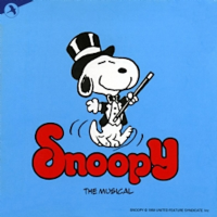 Snoopy! Original London Cast CD
